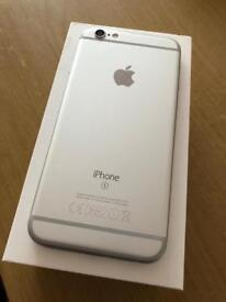 iPhone 6s 16gb white silver unlocked excellent condition