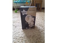 Tommee Tippee Manual Breast Pump - brand new unused