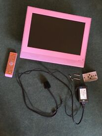 Pink Cello DVD Player