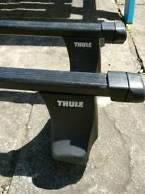 Thule Roof Bars fit Ford Focus MK1