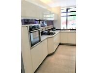 Ex Display in-toto White High Gloss Alno Kitchen
