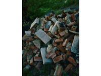 FREE Bricks, Breeze Blocks, Rubble etc