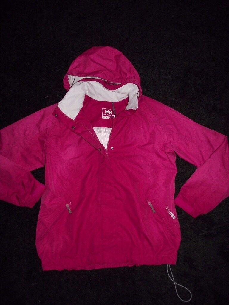 Girls Helly Hansen waterproof, windproof and breathable Coat
