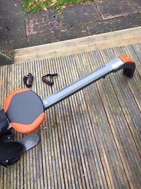 Rowing machine: Body Sculpture Rower & Gym BR-3010