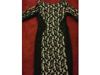 River Island dress worn once size 14