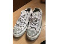 Converse and adidas