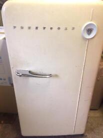 1950/60s fridge and freezer
