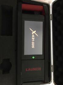 LAUNCH X431 GDS car diagnostic machine