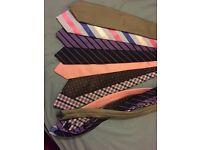 7 neckties