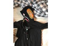 A bathing ape jacket size small men's