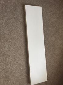 Ikea floating shelf