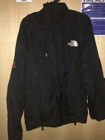 Men's Genuine North Face Goretex rain jacket coat - good condition - size XXL