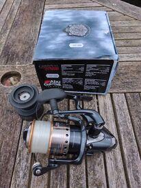 Abu Garcia Fixed Spool Reel - Cardinal 176 SWI - Saltwater reel - Used, mint - £20 - Aberystwyth
