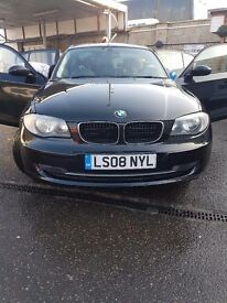 BMW 1 SERIES *F.S.H*NEW MOT* SERVICED* 80K MILES