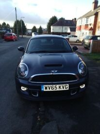 MINI COOPER S COUPE 1.6 PETROL ONLY 13130 MILES