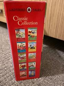 Classic collection ladybird