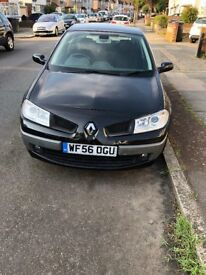 Renault Megane Dynamique 1.6 Spec. Low mileage mot till November 2018 and in good condition
