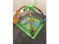 Fisher-Price Rainforest Melodies & Lights Baby Gym