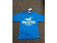 Brand new Boys Hollister T-Shirt Age 12