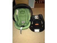 Mamas and Papas Aton Car Seat and Base