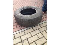 4x4 tyres with great tread