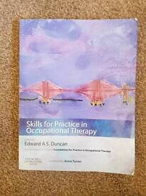 Occupational therapy text book
