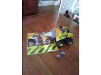 Lego power miners Thunder Drill 8960