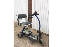 Shoprider Capri Portable mobility scooter with 3 Months warranty