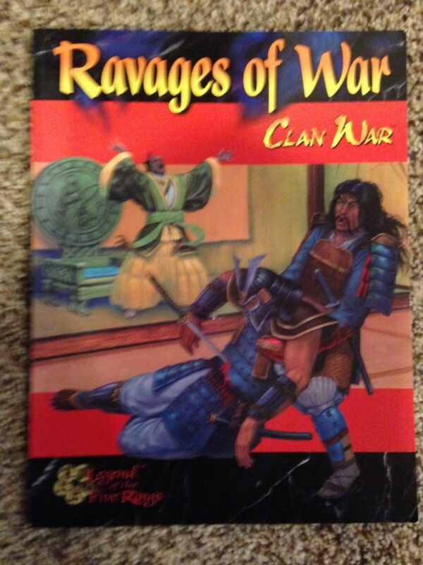 Ravages of War (Clan War module, Alderac Entertainment Group)