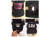 Dsquared caps .......... Reduced sale !!!