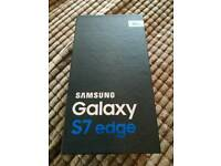 Samsung galaxy s7 edge 32gb EE