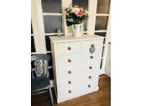 Tall Boy Chest Free Delivery Ldn🇬🇧Chest of drawers