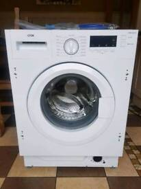 New Logik LIW814W15 Integrated washing machine Rrp £299