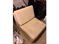 John Lewis single sofa bed - £40