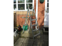5 Step Step Ladder ideal for home decorating