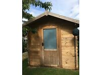 Log Cabin/playhouse/Shed