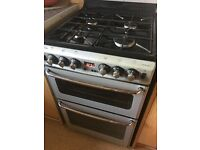 Stoves cooker black and grey
