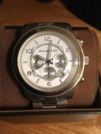 Michael Kors Gents Watch - contemporary large design