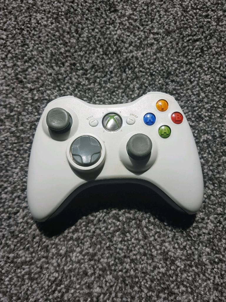 MICROSOFT XBOX CONTROLLER FULL WORKING ORDERin Norwich, NorfolkGumtree - In excellent conditionAny questions please askCollection wymondham NR18 9BBThanks for looking