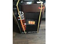 Portable Gas fire brand new