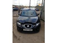 SEAT LEON 2.0 TDI BKD BREAKING FOR SPARES TEL 07814971951 HAVE FEW IN STOCK