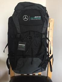 Mercedes Benz AMG Petronas Rucksack