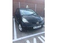 Toyota aygo black £1950