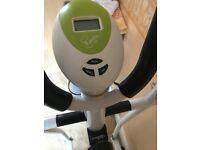 Davina Mccall Cross Trainer Exercise Bike