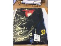Official Ferrari polo shirt