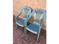 Garden Summer Chairs