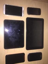 Any offers, all work perfectly fine, need a charger for a few of them
