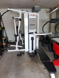 Light Commercial Personal Gym System