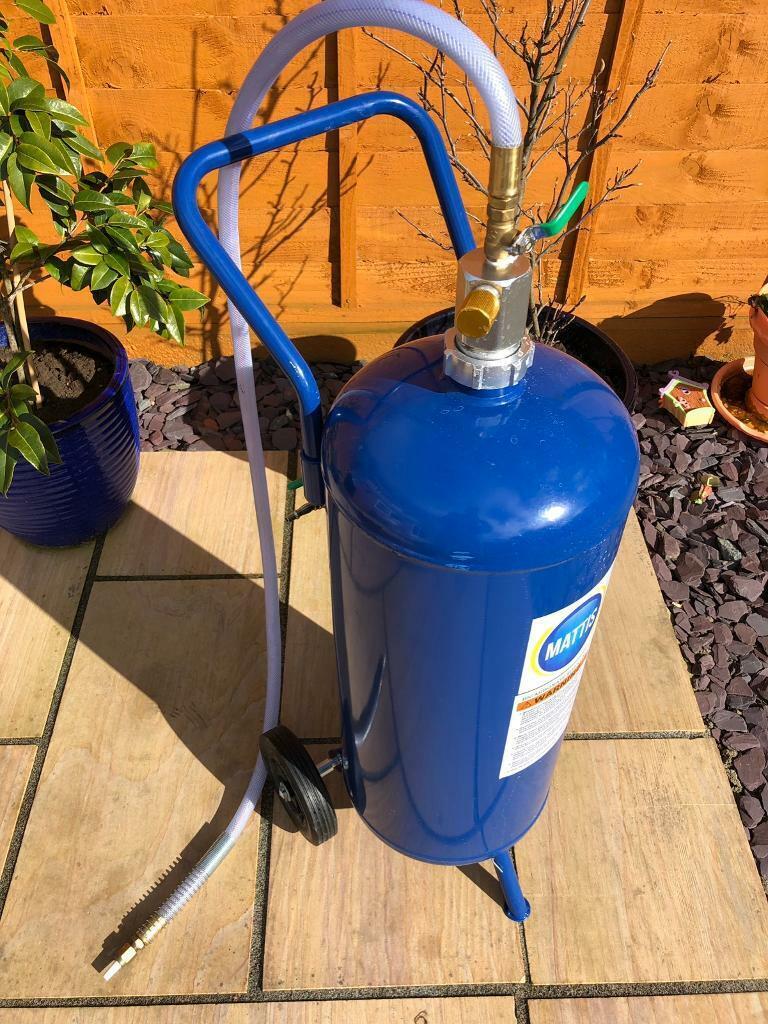 Soda blaster - Like new used once | in Ingleby Barwick, County Durham |  Gumtree