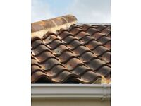 Red roof tiles (free)